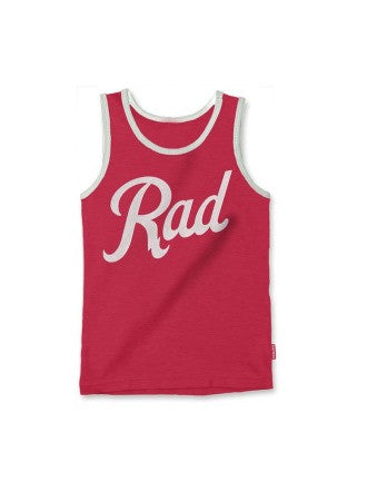 Rad Tank - Red - Clearance!
