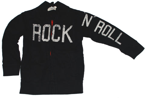 Rock & Roll Zip Sweatshirt - Clearance!