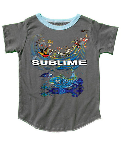 Sublime Rock Band T-Shirt