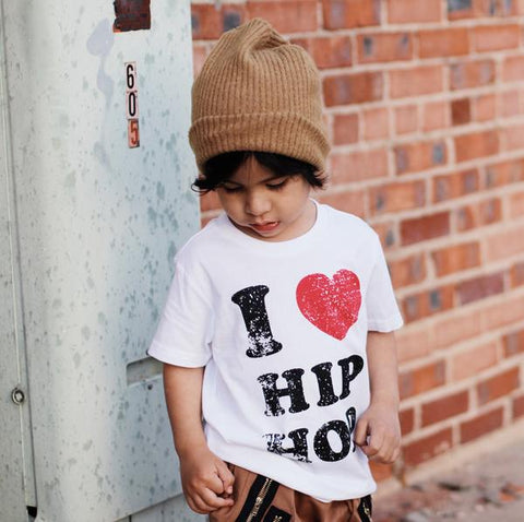 I *Heart* Hip Hop Tee