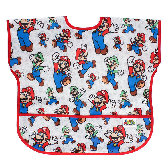 Super Mario Junior Bib