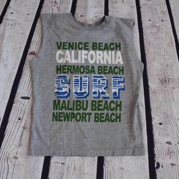 Venice Beach Muscle Tee - Clearance!