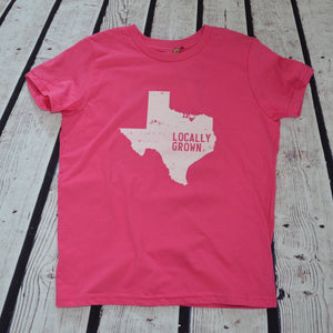 Locally Grown Texas Tee
