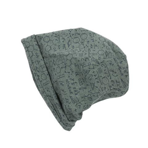 Cosmic Green Science Beanie