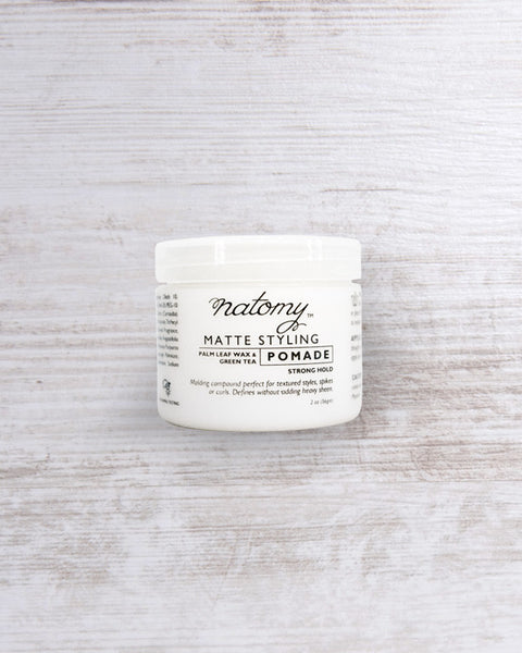 Matte Styling Pomade
