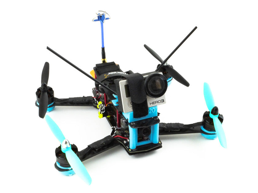 DIY FPV Racing Kit $169 with Live chat Support & Same Day Shipping