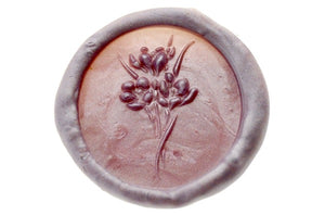 3D Tulip Wax Seal Stamp