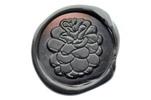 Pinecone Wax Seal Stamp