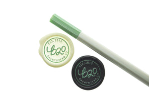 Metallic Green Highlight Pen - Pen - Backtozero