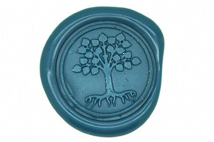 Tree of Life Wax Seal Stamp, Backtozero  - 1