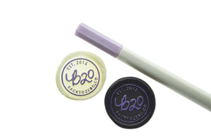 Metallic Purple Highlight Pen - Pen - Backtozero