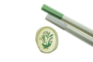 Metallic Light Green Highlight Pen - Pen - Backtozero