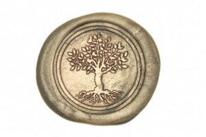 Tree of Life Wax Seal Stamp - Wax Seal Stamp - Backtozero