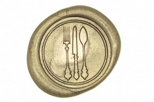 Bon Appetit Wax Seal Stamp - Backtozero
