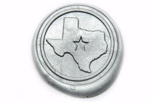 Star your State Wax Seal Stamp, Backtozero  - 1