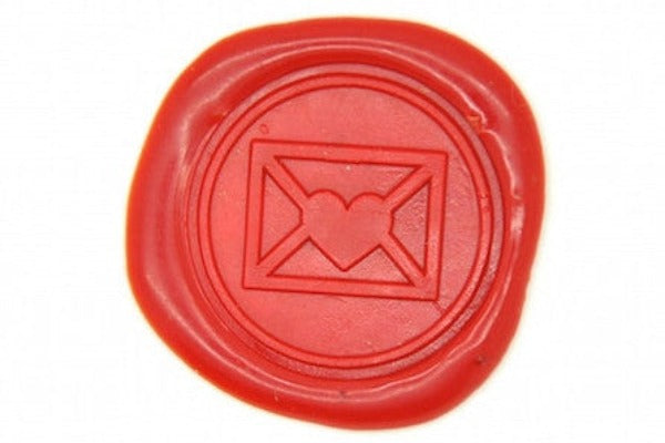 Love Letter Wax Seal Stamp, Backtozero  - 1