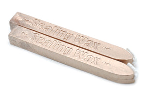 Champagne Gold Wick Sealing Wax Stick - Sealing Wax - Backtozero