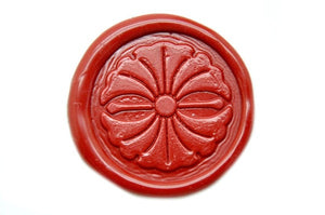 Japanese Kamon Icho Ginkgo Leaf Wax Seal Stamp - Wax Seal Stamp - Backtozero