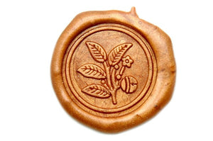Japanese Kamon Sakai Bell Wax Seal Stamp - Wax Seal Stamp - Backtozero