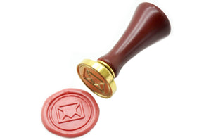 Love Letter Wax Seal Stamp | Available in 4 Sizes, Backtozero  - 4