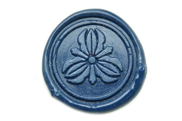 Japanese Deco Wax Seal Stamp, Backtozero  - 1