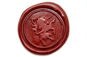 Unicorn Wax Seal Stamp, Backtozero  - 2