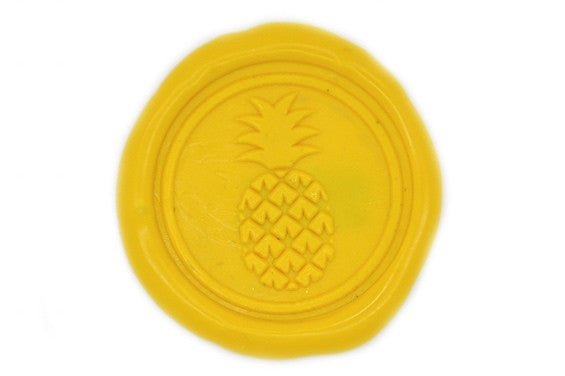 Pineapple Wax Seal Stamp, Backtozero  - 1