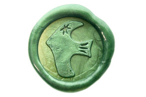 Bird Wax Seal Stamp Designed by Petra - Wax Seal Stamp - Backtozero