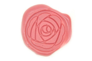 Peony Wax Seal Stamp - Wax Seal Stamp - Backtozero