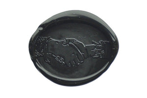 Hand Shake Wax Seal Stamp - Wax Seal Stamp - Backtozero