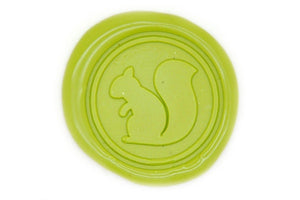 Squirrel Wax Seal Stamp - Backtozero
