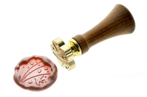Petal Song Wax Seal Stamp Designed by Ame