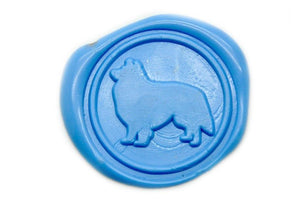 Shepherd Wax Seal Stamp, Backtozero  - 2