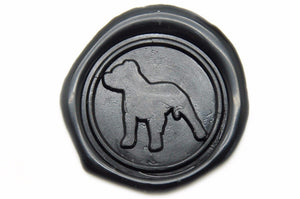 Pitbull Wax Seal Stamp | Available in 4 Sizes - Backtozero