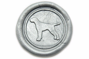 Pointer Wax Seal Stamp | Available in 4 Sizes - Backtozero