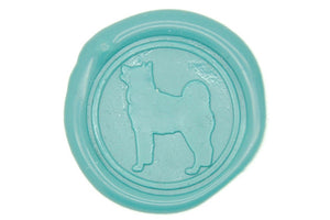 Akita Wax Seal Stamp - Wax Seal Stamp - Backtozero