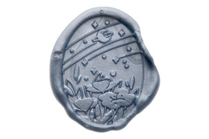 Primrose Requiem Wax Seal Stamp Designed by Ame - Wax Seal Stamp - Backtozero