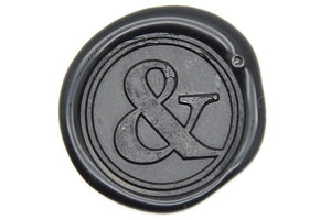 Ampersand Wax Seal Stamp - Backtozero