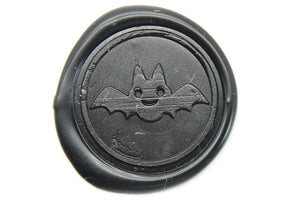 Cute Bat Wax Seal Stamp - Wax Seal Stamp - Backtozero