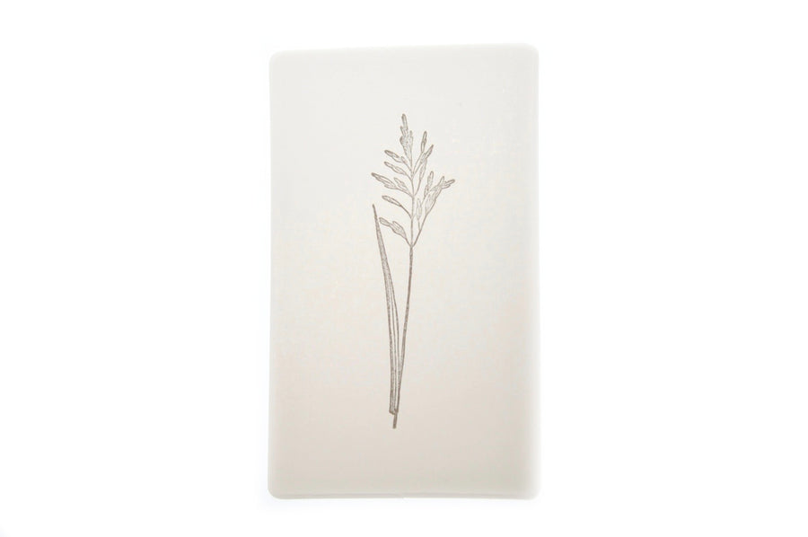 Botanical Rubber Stamp | C - Rubber Stamp - Backtozero