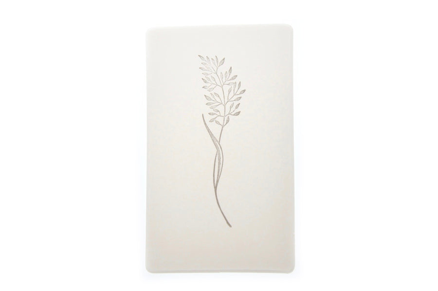 Botanical Rubber Stamp | J - Rubber Stamp - Backtozero