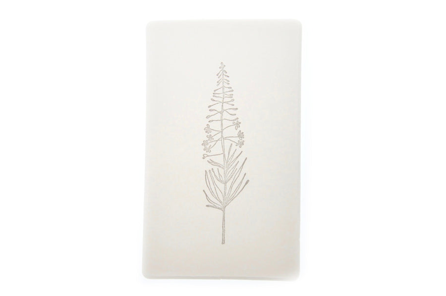 Botanical Rubber Stamp | K - Rubber Stamp - Backtozero