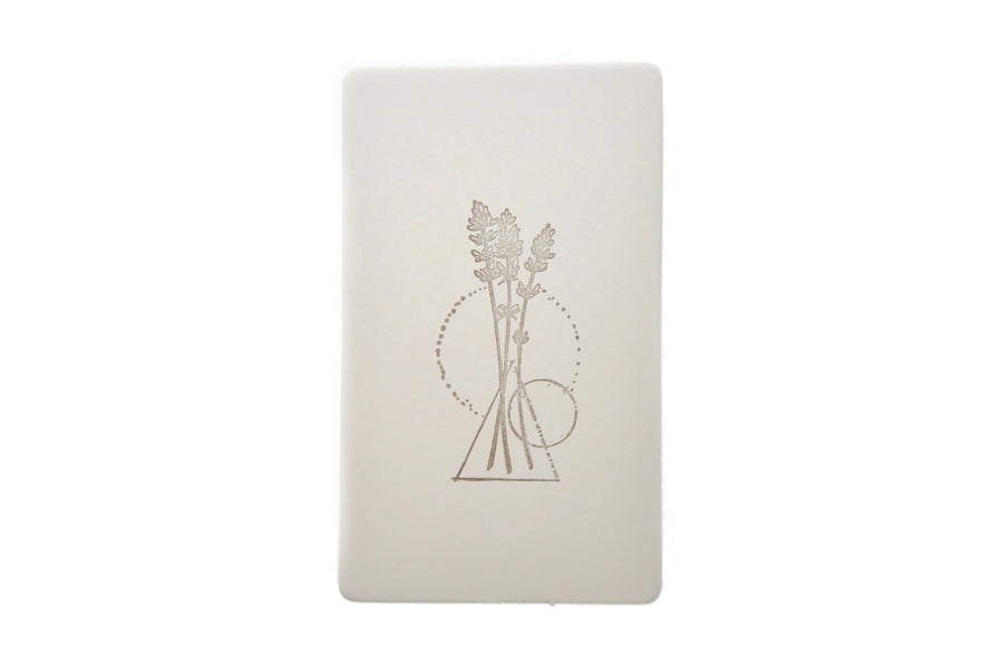 Flower Rubber Stamp | B