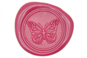 Butterfly Wax Seal Stamp - Wax Seal Stamp - Backtozero