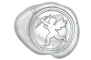 Cupid Wax Seal Stamp - Wax Seal Stamp - Backtozero
