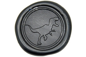 Velociraptor Wax Seal Stamp - Backtozero