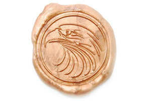 Eagle Wax Seal Stamp - Wax Seal Stamp - Backtozero
