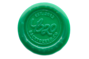 Emerlad Non-Wick Filigree Sealing Wax Stick - Sealing Wax - Backtozero