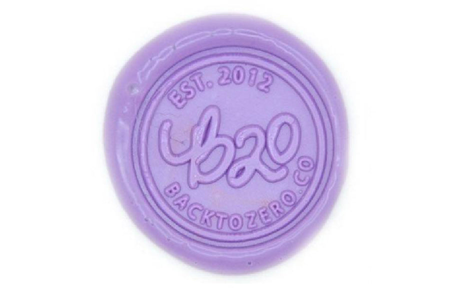 Pastel Purple Wick Sealing Wax Stick - Sealing Wax - Backtozero