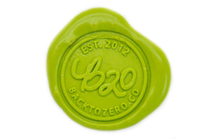 Pear Green Wick Sealing Wax Stick - Backtozero